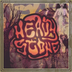 Heavy Stone - Heavy Stone cover art