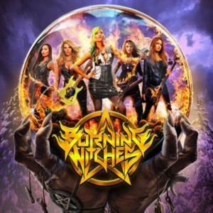 Burning Witches - Burning Witches cover art