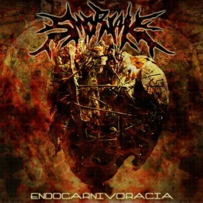 Smoriak - Endocarnivoracia cover art