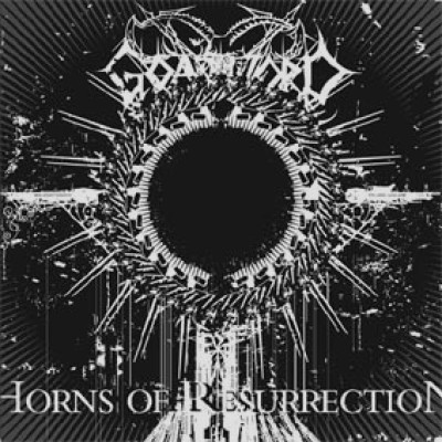 Goatlord Corp. - Horns of Resurrection cover art