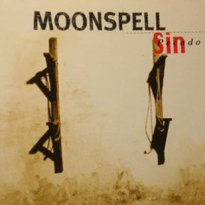Moonspell - Sin / Pecado cover art