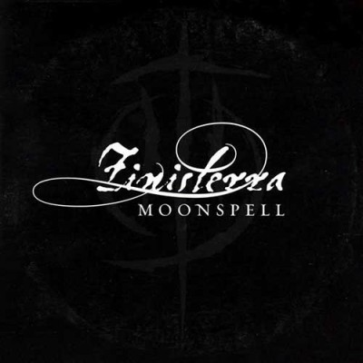 Moonspell - Finisterra cover art