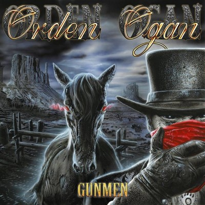 Orden Ogan - Gunmen cover art