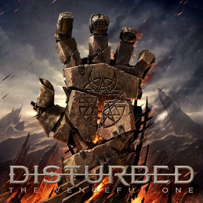 Disturbed - The Vengeful One cover art