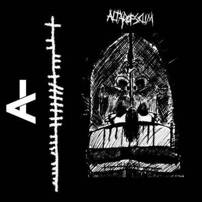 Altar of Scum - Demo Tape cover art