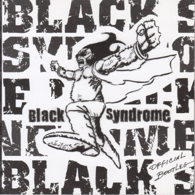 Black Syndrome - Official Bootleg cover art