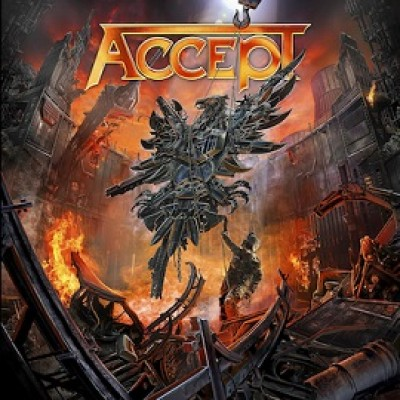 Accept - The Rise of Chaos cover art