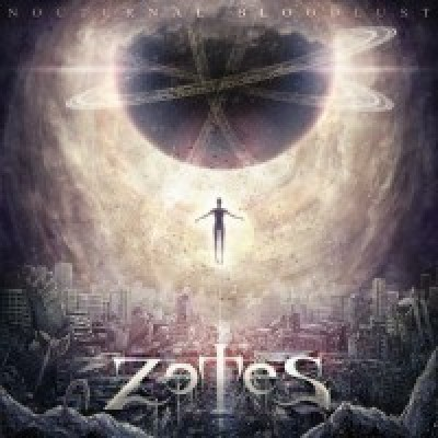 NOCTURNAL BLOODLUST - ZēTēS cover art