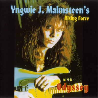 Yngwie J. Malmsteen's Rising Force - Odyssey cover art