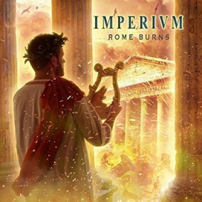 Imperivm - Rome Burns cover art