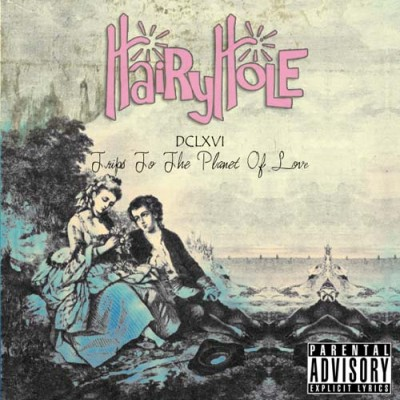 Hairy Hole - DCLXVI Trips to the Planet of Love cover art