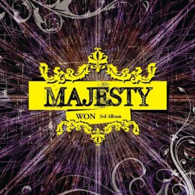 Won - Majesty cover art