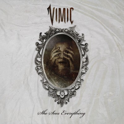Vimic - She Sees Everything cover art
