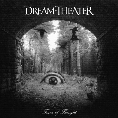 Dream Theater - Train of Thought cover art