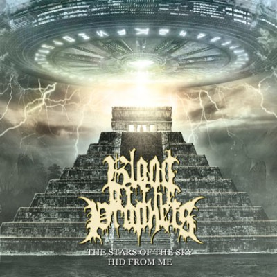 Blood of the Prophets - The Stars of the Sky Hid From Me cover art