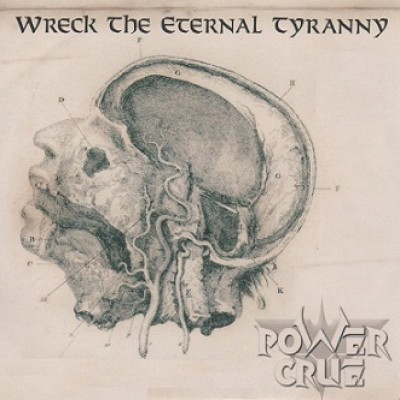 Power Crue - Wreck the Eternal Tyranny cover art
