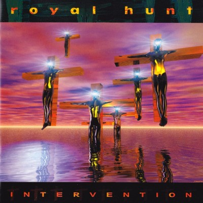 Royal Hunt - Intervention cover art