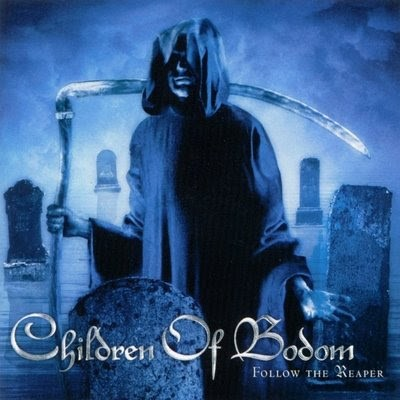 Children of Bodom - Follow the Reaper cover art