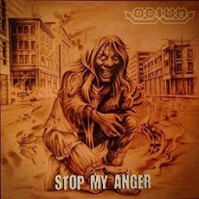 Odium - Stop My Anger cover art
