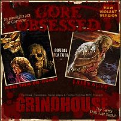 Gore Obsessed - Grindhouse cover art