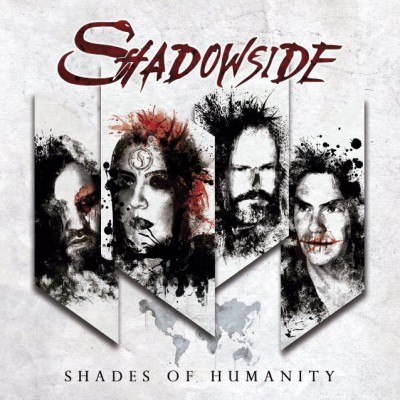 Shadowside - Shades of Humanity cover art
