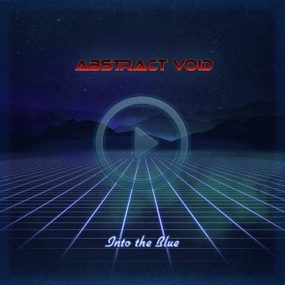 Abstract Void - Into the Blue cover art