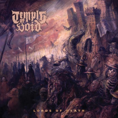 Temple of Void - Lords of Death cover art