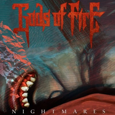 Gods of Fire - Nightmares cover art