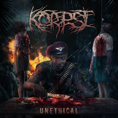 Korpse - Unethical cover art