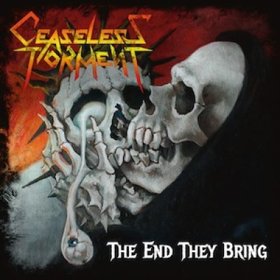 Ceaseless Torment - The End They Bring cover art
