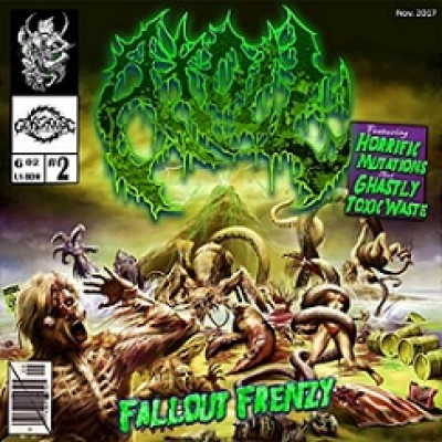 Atoll - Fallout Frenzy cover art