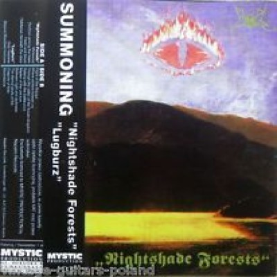 Summoning - Nightshade Forests / Lugburz cover art