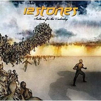 12 Stones - Anthem for the Underdog cover art