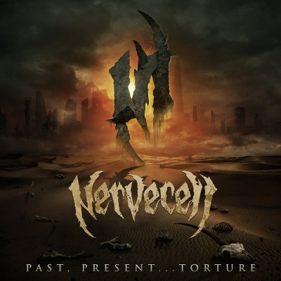 Nervecell - Past, Present...Torture cover art