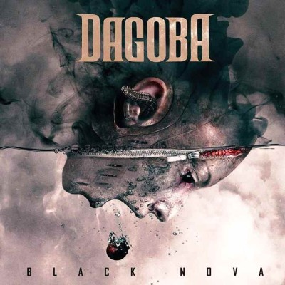 Dagoba - Black Nova cover art