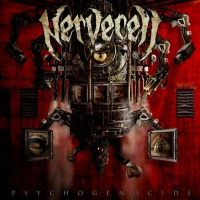 Nervecell - Psychogenocide cover art