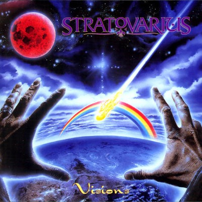 Stratovarius - Visions cover art
