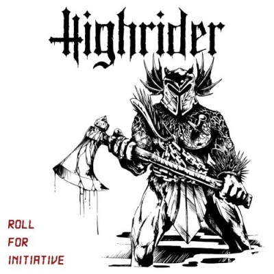Highrider - Roll for Initiative cover art
