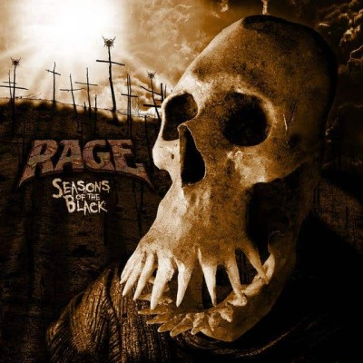 Rage - Seasons of the Black cover art