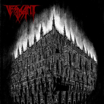 Vesicant - Shadows of Cleansing Iron cover art