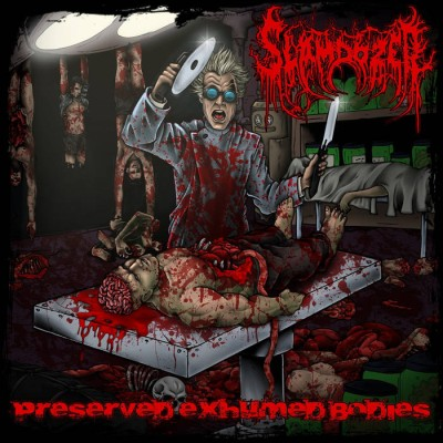 Slamdozer - Preserved Exhumed Bodies cover art
