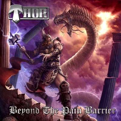 Thor - Beyond the Pain Barrier cover art