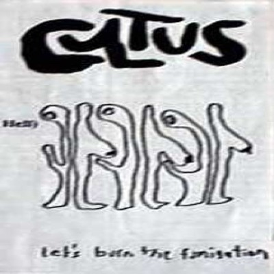 Cultus - Let's Burn the Furnigation cover art