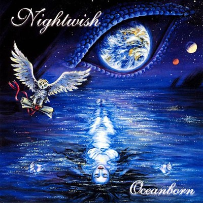 Nightwish - Oceanborn cover art