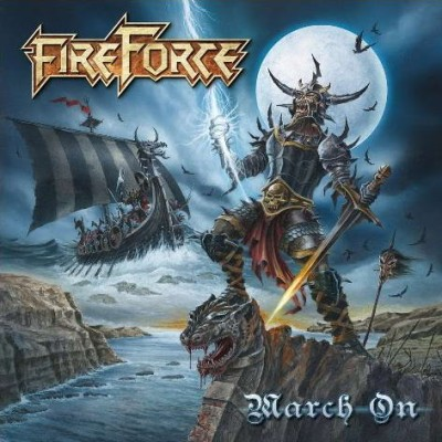 FireForce - March On cover art