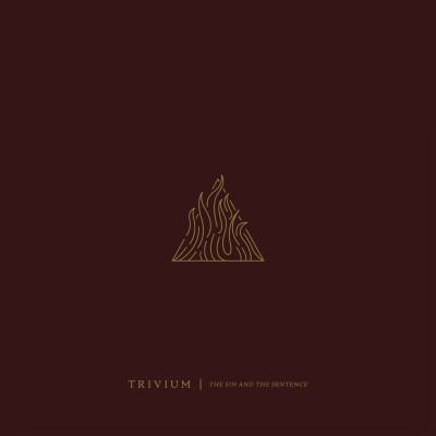 Trivium - The Sin and the Sentence cover art
