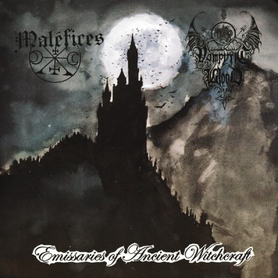Vampyric Blood / Maléfices - Emissaries of Ancient Witchcraft cover art
