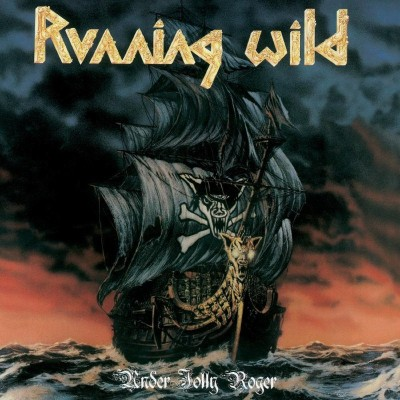Running Wild - Under Jolly Roger cover art