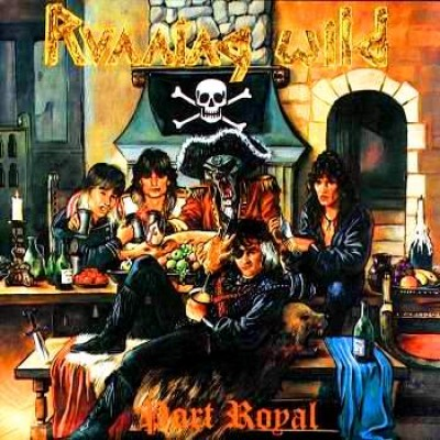 Running Wild - Port Royal cover art
