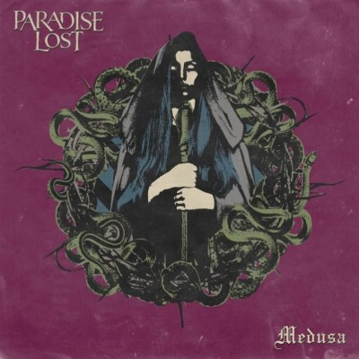 Paradise Lost - Medusa cover art